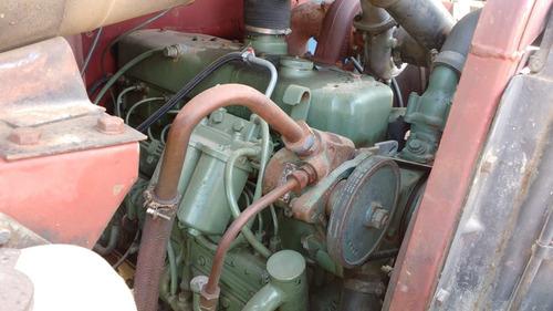 mercedes- 1513 - poli duplo- freio a ar ano 1981 motor novo.