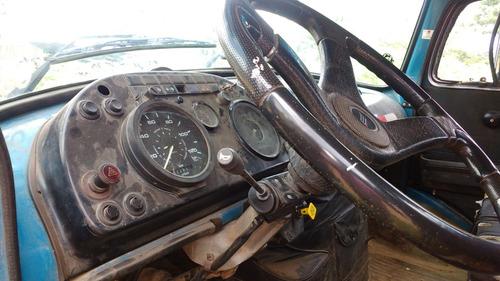 mercedes-1513- turbo- chassis - ano 1981- toco , sem poli