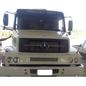 Mercedes 1634 4 X 2 2007/8 Revisada