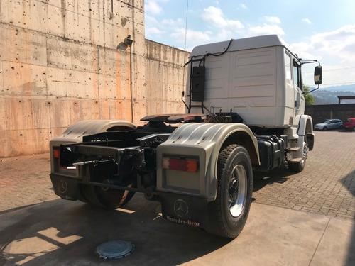 mercedes 1634 caminhão