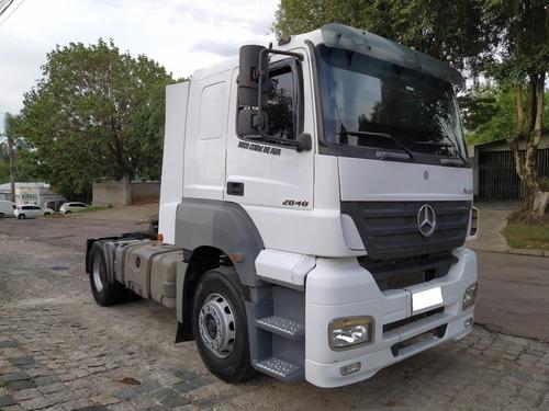 mercedes 2040 caminhão