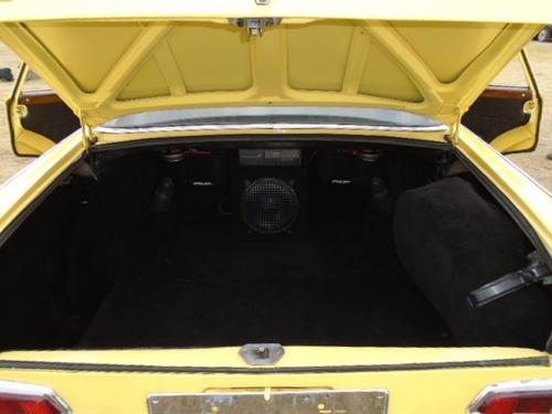 mercedes 220 1964 restaurado
