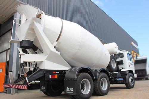 mercedes 2423 betoneira 8m³ = 2726 2425 17250 24320 17220