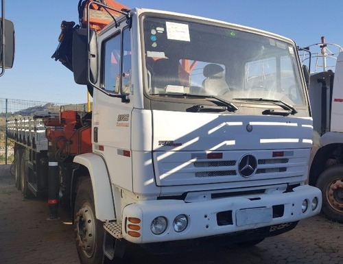 mercedes 2423k 6x4 ano 2011 munck madal pk32.080