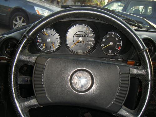mercedes 350 sl  conversível , 1972 v8