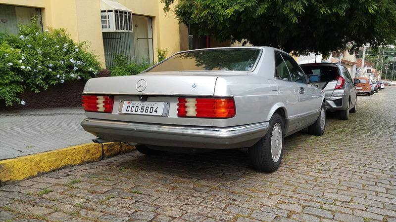 mercedes 500 sec 1982