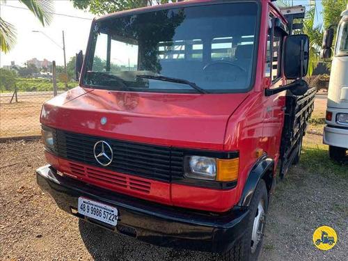 mercedes 709 1992 e carroceria 4,5