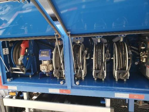 mercedes 815 comboio gascom lubrificante ( melosa)