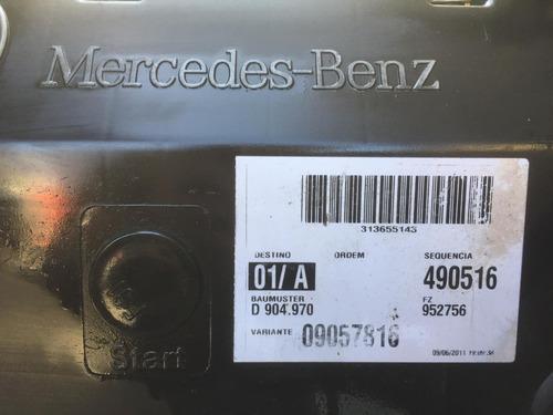 mercedes accelo 915 c 2011