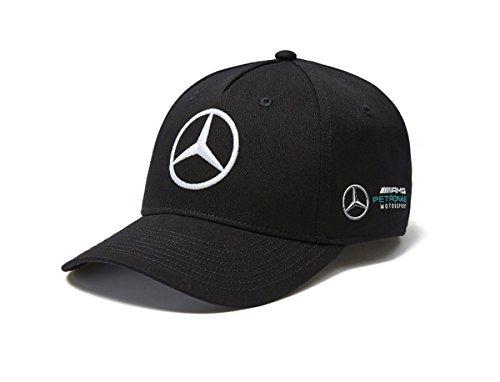 Mercedes Amg F1 Team Puma Gorra De Béisbol Negro Oficial 20 ... 6af7fdccccf