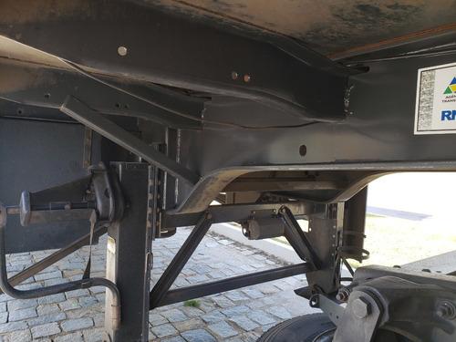 mercedes axor 1933 e/ou carreta baú guerra 28 pallets 2011