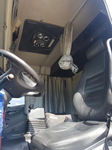 mercedes axor 2044 2011 semi automatica unico dono