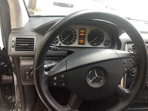 mercedes b 170 2009 automática baixíssima km!!! raridade!