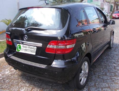 mercedes b 200 2.0 automática 2009