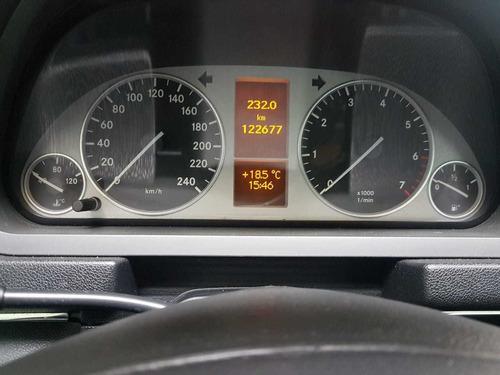 mercedes b180 com teto panorâmico 2010