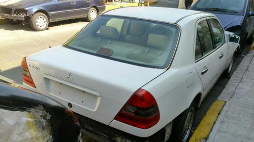 mercedes bendz clase c de 1995 a 1999 para desarmar