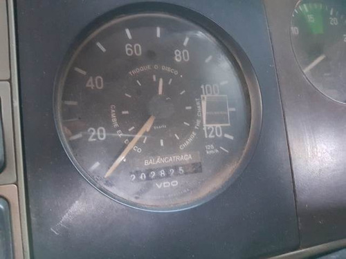 mercedes-bens 1618 4x2 ano 1996 comboio gascom