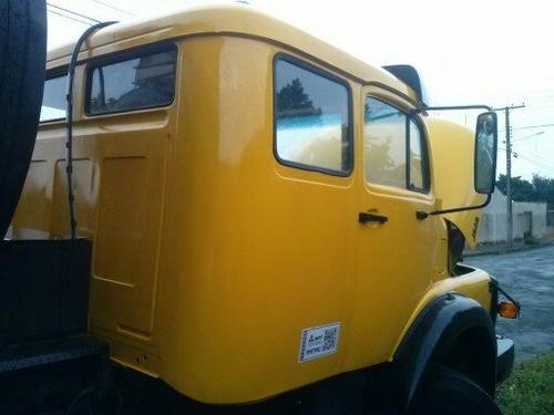 mercedes bens 1929 truk caçamba ano84