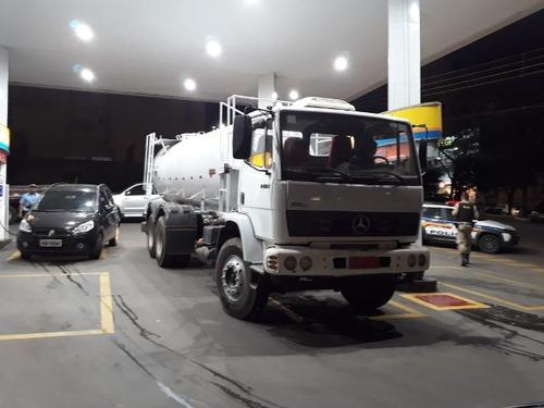 mercedes-bens 2324 k 6x4 ano 1999 tanque pipa 20.000 litros