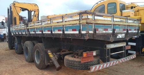 mercedes-bens 2729 6x4 ano 2012 munck ing 50500  km 85.000