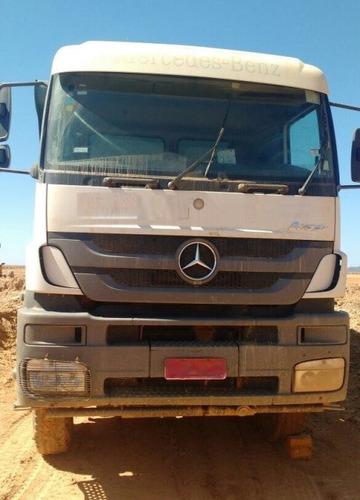 mercedes-bens 4144 6x4 ano 2012 (8 unidades)