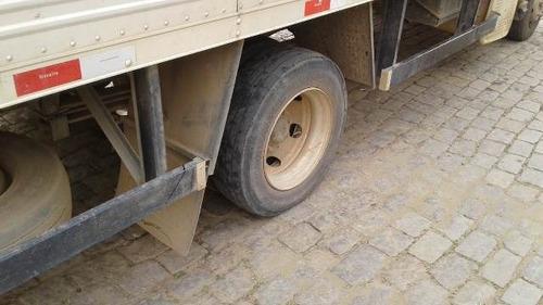 mercedes-bens acello 815 4x2 ano 2013/2103 baú