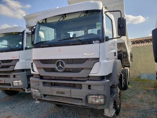 mercedes-bens axor 3344 6x4 ano 2012/2012