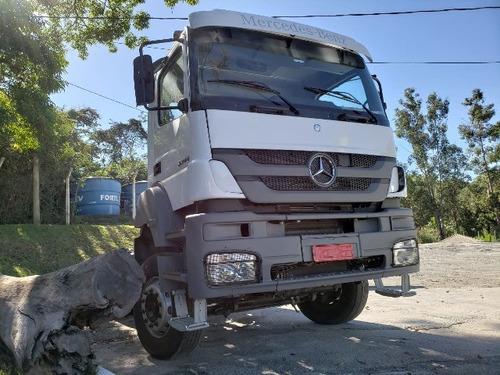 mercedes-bens axor 3344 6x4 ano 2014 cavalo mecânico