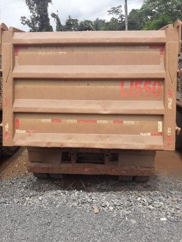 mercedes-bens axor 4144 k 6x4 ano 2011 km 138.334