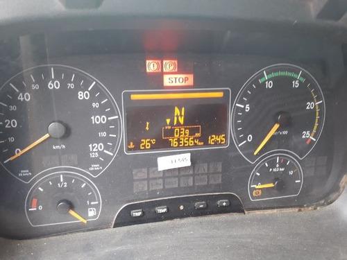 mercedes-bens axor 4144 k 6x4 ano 2011 km 76.356
