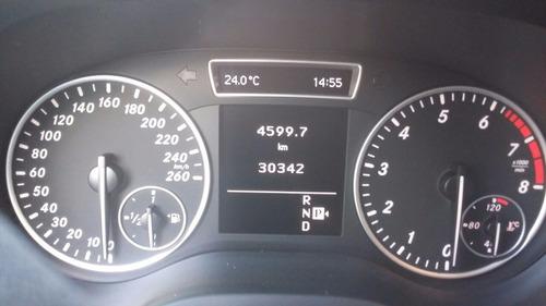 mercedes bens - b 200 - 2013 - blindada blindarte nivel 3 a