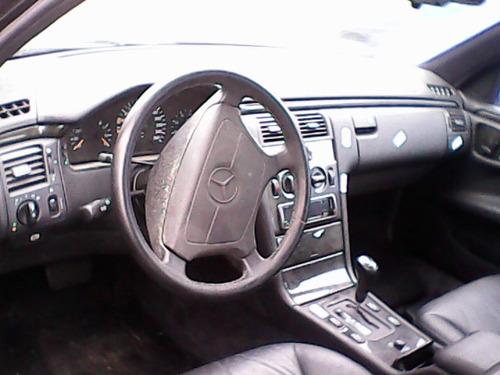 mercedes bens e320 2001 lataria mecanica acessorios rodas