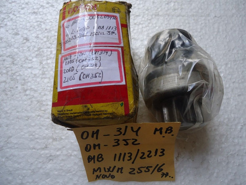 mercedes bens impulsor de partida (bendix) 0m314 e om 352okm