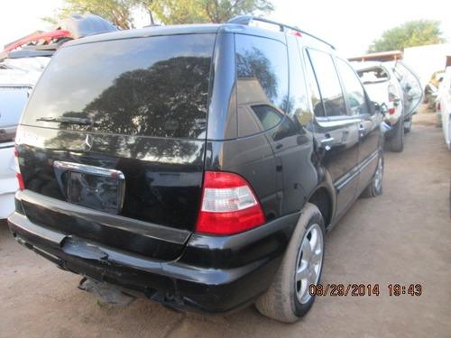 mercedes bens ml 500 2003 venta de partes