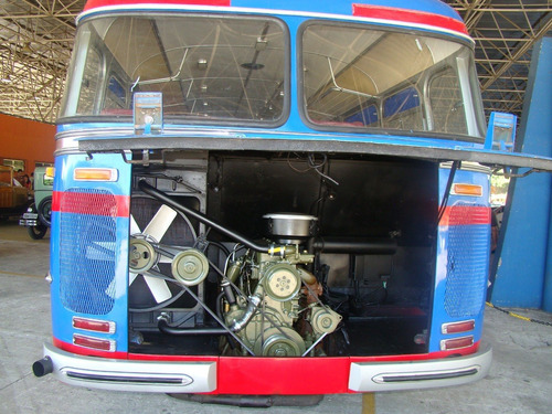 mercedes bens  monobloco o-321hl