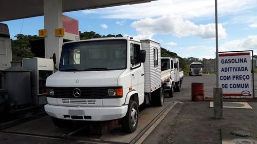 mercedes-bens plus 710 4x2 ano 2010/2011
