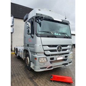 Mercedes-benz  Actros Mb 2546 6x2 2011 / Financiamos