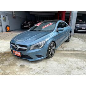 Mercedes Benz  Cla-200  First Edition 1.6 Tb Aut. 2014