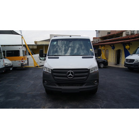 Mercedes-benz  Sprinter Chassi  2021  0 Km