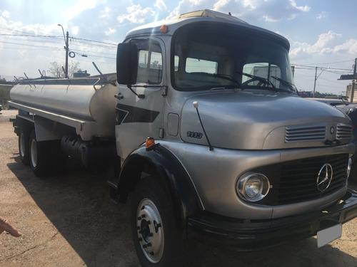 mercedes-benz 1113 1977/1977 tanque 12.000 litros