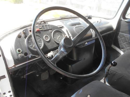mercedes benz 1113 basculante 1978 único dono