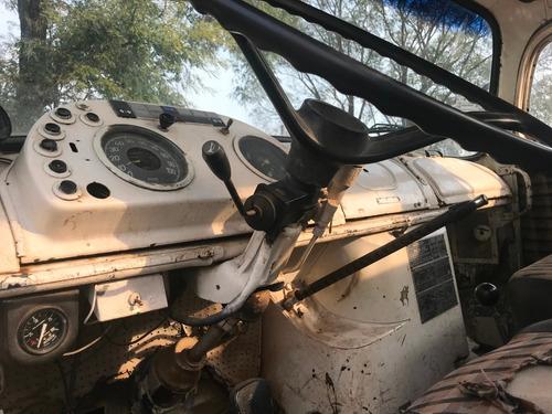 mercedes benz 1113, buen estado mecanica, detalles de chapa