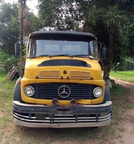 mercedes benz 1113 - carroceria !! r$ 35.000,00 !!