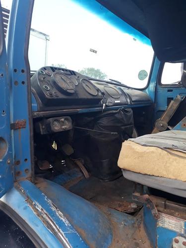 mercedes-benz 1113 motor fundido ano 1975