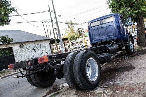 mercedes benz 1114 1976 freno aire dirección diesel azul