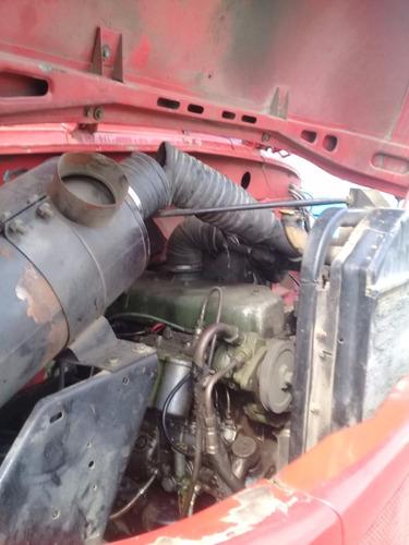 mercedes benz 1114 - 1977 - motor 1518 -
