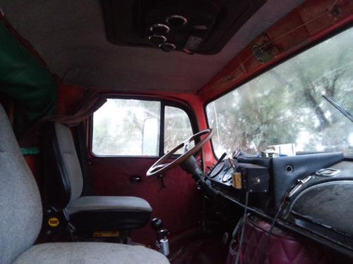 mercedes benz 1114 con motor 1518