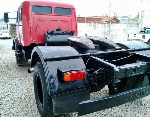 mercedes benz 1114 con motor 1620