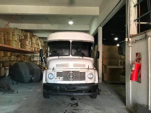 mercedes benz 1114 furgon