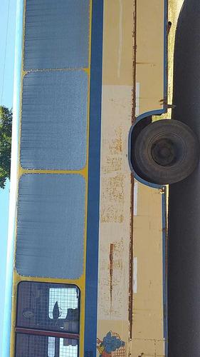 mercedes benz 1114  furgon de cargas